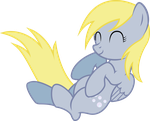 Sweet derpy by KennyKlent