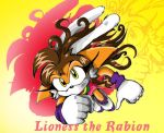 SFC Member 0010 Lioness by Sonic-Fan-Characters