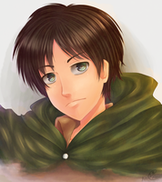Happy Birthday Eren! by NaruFan808