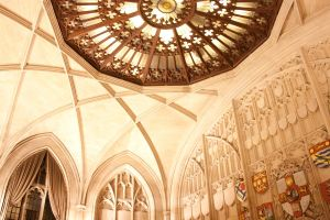 Interior of Wills Memorial by missionverdana