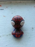 spider man charm by kunoo