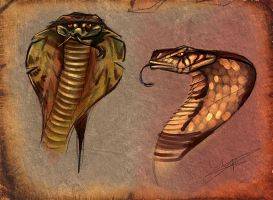 Cobras by Autlaw