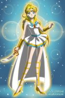 Sailor Frigga by Lady-Cat-Star