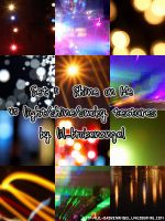 Textures - Shine on me Set 1 by lilbrokenangel