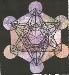 Metatron's Cube by SlythWindfire