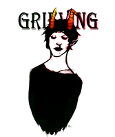 Grieving by AlphaCaht