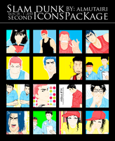 Slam dunk Icons 2 by dr-giddy