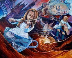 """Go Ask Alice"" by davidmacdowell"