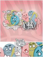 the mighty band by szc