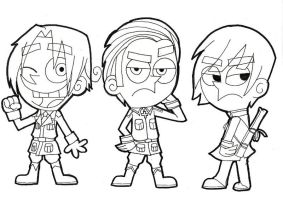 APH-Fairly Odd Axis Powers by anotakuami