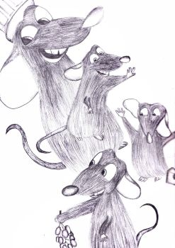 Ratatouille by TabithaFishy