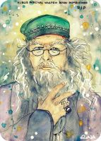 Memories of Albus Dumbledore by IrinaLara