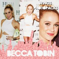 Becca Tobin Photopack by WingsPhotopacks