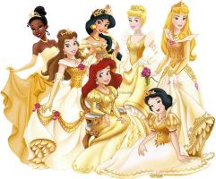 Disney Heroines by disney-heroines