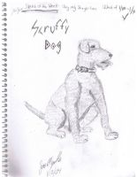 Scruffy Doggy by jonstef1