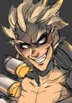 Junkrat - Overwatch by ManiacPaint