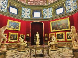 Uffizi Gallery by ShipperTrish
