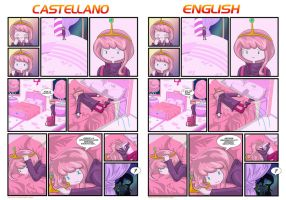 After Sky Witch - FanComic Bubbline page 03 by kei111