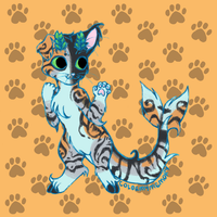 Catpricorn C1 by colormymemory