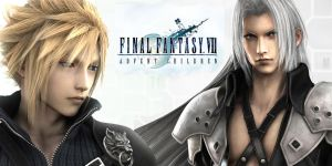 Final Fantasy VII - Advent Children by EmbryoHimeElric