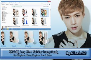 Lay Live Folder Icon Pack by Rizzie23