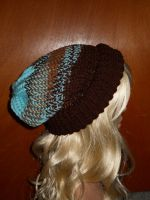Earth and Sky Hat by Crittercre8r