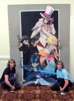 Ao no Exorcist Finished by ChalkTwins