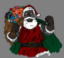 I'll Be Doom for Christmas by SEELE-02