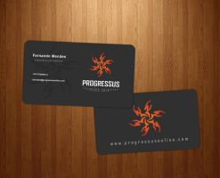 BusinessCard by h4fun
