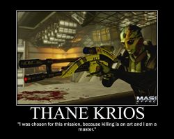 Thane Krios by iceman-3567