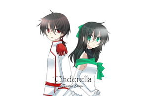 Cinderella-Another Story- by HimeHimeka02