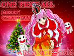 Perona - MERRY CHRISTMAS - ONE PIECE by arcangelxd16
