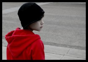 Red Jacket by Coltonnewell