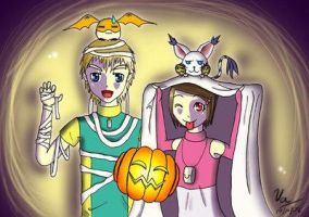 Contest Entry - Halloween2008 by takari-ftw