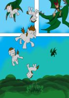 Ponytale~ The Everfree Pony (page 2) by MysticM