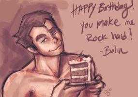 Bolin_Birthday Present by pandatails