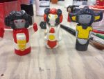 Transformer Figures by Apricots-from-Nara