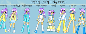 nozomii/isataru clothes by senshi-of-legend