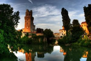 castello di padova by uurthegreat