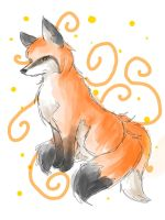 Sly Foxx - Kitsune by Fluffy-Is-HARDCORE
