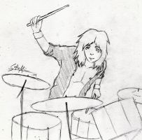 Roger Taylor by TheSojj