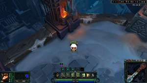 League of Legends 3v3 Hexakill HUD by ToranasOverlays