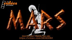Mars, unemployed God of War (animation / video) by lasaucisse
