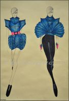 Blue collection 2. by Verenique