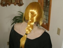 Edward Elric Braid by DuoSmexyMaxwell