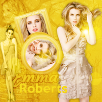 One dream//Emma Roberts by BreakMyWalls
