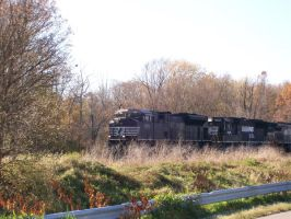 Norfolk Southern 2770 by LDLAWRENCE