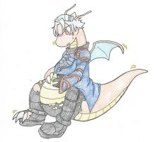 Dragonite tf by RaiinbowRaven