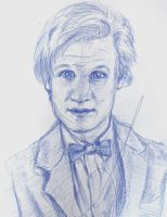 The Doctor in Blue by Amberrant
