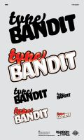 TYPE BANDIT by shadyau